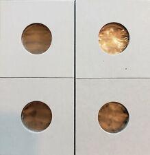Guardhouse 2 X 2 Cardboard Staple Type Mylar Flips- Nickel Size