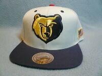 Mitchell & Ness Memphis Grizzlies USA 2.0 2-tone BRAND NEW Snapback cap hat MEM