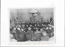 1945 PHOTO WW2 BIG 5 MINISTERS MEET AT LANCASTER HOUSE, LONDON, ENGLAND PHOTO #2