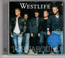 (ES491) Westlife, Turnaround - 2003 CD