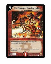"Duel Masters-Karte ""Fire Sweeper Burning Hellion""  (* 022 *)"