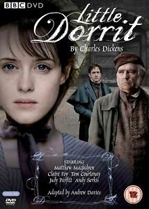 LITTLE DORRIT Season 1 (Region 4) DVD The Complete BBC Series