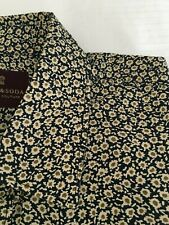 SCOTCH & SODA  AMSTERDAM COUTURE FLORAL PATTERN SHIRT -SIZE: SMALL- EX CONDITION