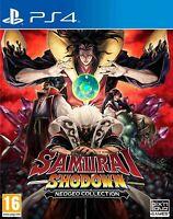 Samurai Shodown NeoGeo Collection PS4 Playstation 4 Brand New Sealed