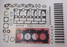 FOR JEEP CHEROKEE KJ 2.5 2.8 CRD 4X4 2001-2007 MLS HEAD GASKET SET & HEAD BOLTS