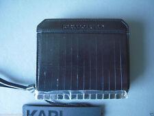 GENUINE KARL LAGERFELD collection KARL LAGERFELD KINETIK PURSE COLOUR BLACK NEW