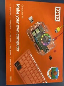 KANO Kit Make Your Own Computer - Multicoloured
