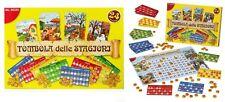 Tombola delle stagioni Dal Negro Super Bingo 24 cartelle automatiche