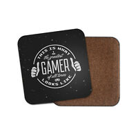 Awesome Greatest Gamer Coaster - Computer Gaming Games Brother Son Gift #19059