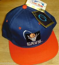96ce48ff4e5 Cleveland Cavaliers hat Vintage Snapback RARE 90s Mark Price Cavs hat DS w   TAGS