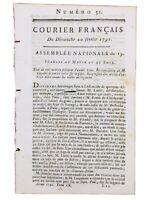 Sommières en 1791 Gard Vannes Vincent Ogé Haïti Bretagne Révolution Française
