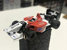New listing NEW  TOMY #21 VAN K PRO ONE FLOW INDY WITH  MEGA G+ CHASSIS --- HO SLOT CAR
