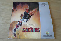 Film Laserdisc LD LES GOONIES version FR PAL