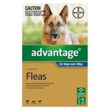 Advantage Dog Flea & Tick Over 25 kg