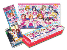 Weiss Schwarz Love Live! Vol.2 English Meister Set New Sealed! Booster Pack,PM