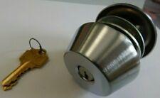 """U.S. Lock Light Commercial Deadbolt 26D 2 3/8"""" Latch, 2 Keys - New"""