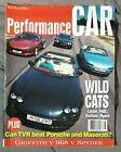 PERFORMANCE CAR MAGAZINE 1992 AUGUST TVR PORSCHE MASERATI SPYDER 968 GRIFFITH