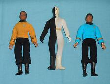 vintage Mego Star Trek CAPTAIN KIRK & MR. SPOCK & CHERON LOT