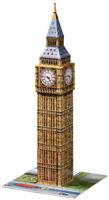 12554 Ravensburger Big Ben Building 3D Puzzle 216pc [3D JIGSAW ] New in Box!