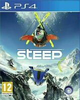 Steep PS4 - Mint - Same Day Dispatch 1st Class Super Fast Delivery Free!