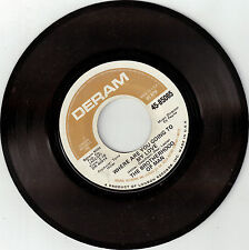 BROTHERHOOD OF MAN  (Where Are You Going To My Love)  Deram 85065