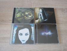 Evanescence  4 CD 1 DVD Musik Sammlung  Fallen +  Anywhere But Home + ...