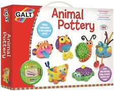 Galt ANIMAL POTTERY Kids Art Craft Toy BN
