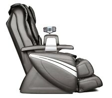 Cozzia EC-366 Shiatsu Massage Chair Recliner with Auto Scanning and Heat Black