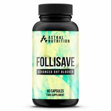 FolliSave DHT Blocker Supplement | Hair Loss Prevention