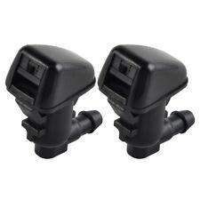 For Dodge Nitro 2007-2010 2011 Windshield Wiper Water Washer Nozzle Jet Spray