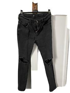 mens LEE Z-ONE Tapered skinny leg denim jeans SZ 32