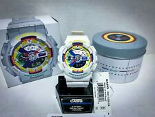 CASIO G-SHOCK DEE AND RICKY GA-110DR-7ACR JAPAN 5146 WHITE WATCH RARE LIMITED
