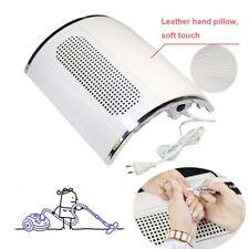 40W professional Nail Art Suction Dust Collector with 3 Fans UV Gel Lucky Dust