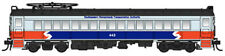 HO MUmP54 SEPTA  non-Pwd Coach w/Aluminum Windows Car # 446 (1-94798)