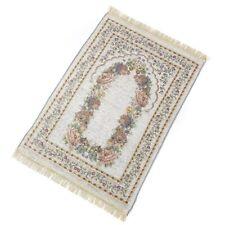 Prayer Rug, Islamic Prayer Mat, Janamaz, Sajada, High Quality, Soft Salar Cotton