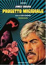 PROGETTO MICIDIALE  RESTAURATO IN HD   DVD THRILLER