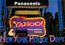 Picture Postcard-:New York City, Times Square, Yahoo!