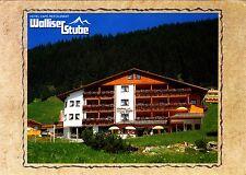 Damüls , Hotel Walliser Stube , Ansichtskarte