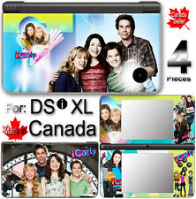 iCarly SKIN STICKER DECAL COVER for Nintendo DSi XL LL