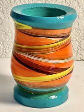 Handmade yerba mate ceramic (porcelain) cup-gourd, MateArte!