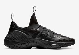 encanto cuatro veces Ciudadano  Las mejores ofertas en Nike Negro Zapatos Atléticos Nike Huarache Para  Hombres | eBay