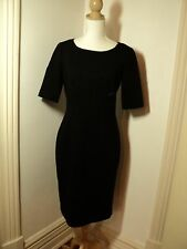 sportscraft stretch madmen style dress black NWOT  sz 10