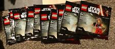 New, Sealed LEGO Polybag 5004408 - Rebel A-Wing Pilot lot of 10 mini figure