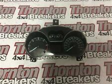 2012 FORD RANGER LIMITED DOUBLE CAB 2.2 MANUAL SPEEDO CLOCK SET