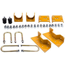 GMC C15 QSA Bolt-On C-Notch Kit Compatible with 1973-1987 Chevrolet C10