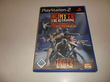 PLAYSTATION 2 PS 2 Hunter-The Reckoning: Wayward (6)