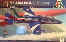 Aerei scala 1/72 MB-339A P.A.N. - ITALERI 1380