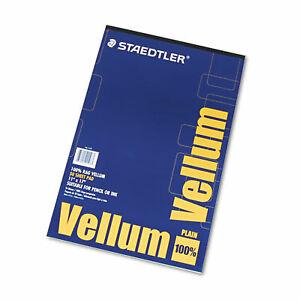 Staedtler Paper,Vellum,11x17,50/Pd 9461117P
