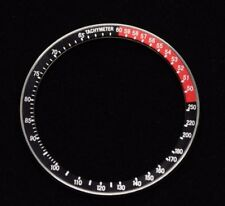 Complete Bezel With Insert for Seiko 6139-6032 Coke Coca Cola Red and Black