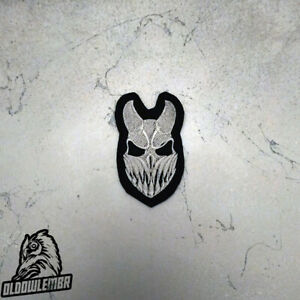 Slaughter to Prevail mask band patch